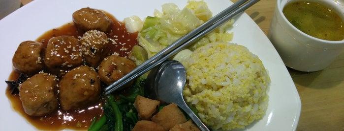 健康家园素食馆 is one of Shanghai veggie.