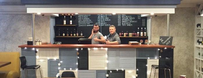 Bjork Grill&Bar is one of Gespeicherte Orte von Vladimir.