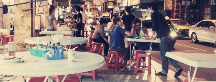 China Town Seng Kee (唐人街勝記) is one of KL Late Night Eating.