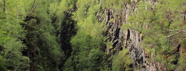 Corrieshalloch Gorge is one of UK roadtrip 2016.