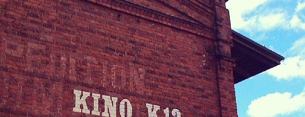 Kino K-13 is one of Helsinki.