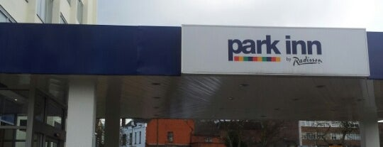 Park Inn by Radisson is one of Orte, die Celal gefallen.