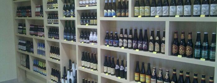 Pivní obchod Ogar is one of Pivotéky v Česku (pivnirecenze.cz).