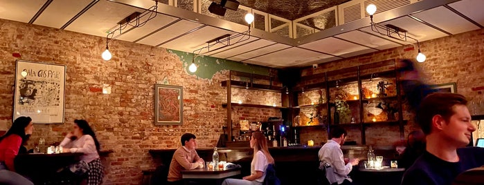 Silver Light Tavern is one of Brooklyn Food & Drink.