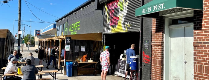 Alewife Brewing is one of NYCBreweries_ME List.
