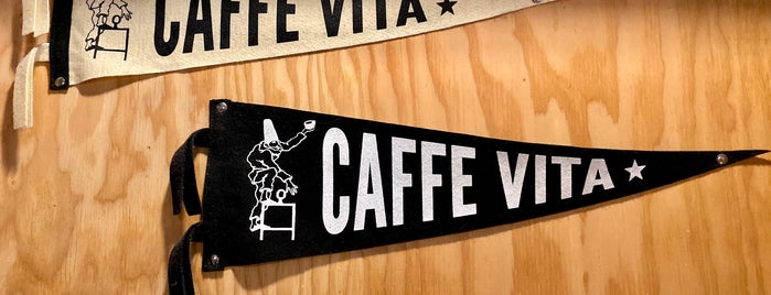 Caffe Vita is one of Erik 님이 좋아한 장소.