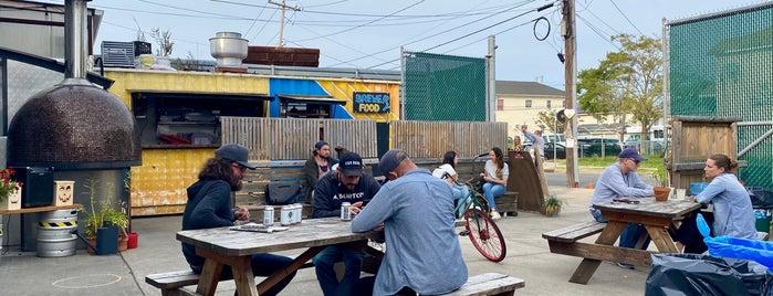 Rockaway Brewing Co. is one of Beach spots.