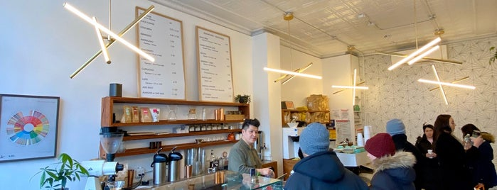 Kinship Coffee is one of Lieux qui ont plu à thewandering1.