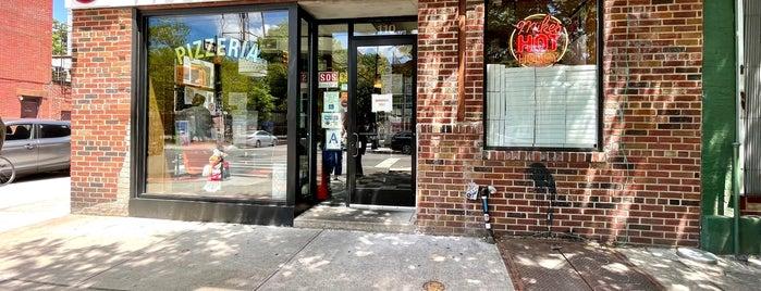 Paulie Gee's Slice Shop is one of Brooklyn Restaurants.
