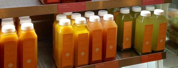 Magic Mix Juicery is one of Healthy Living NY.