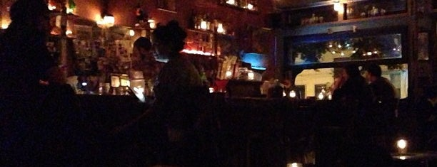 Pearl's Social & Billy Club is one of NYC // Places to Drink.