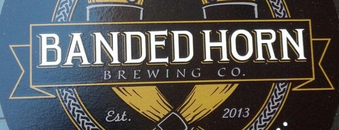 Banded Brewing Co. is one of New England Breweries.