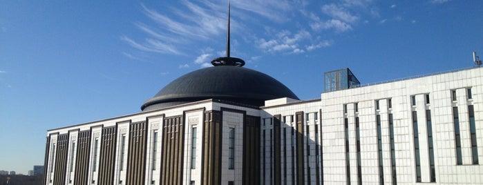 Центральный музей Великой Отечественной войны is one of Катерина 님이 저장한 장소.