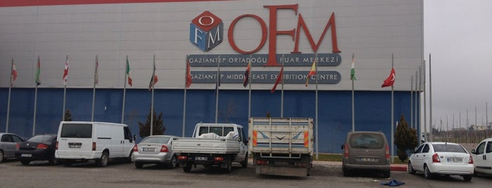 Ortadoğu Fuar Merkezi is one of •Cihan : понравившиеся места.