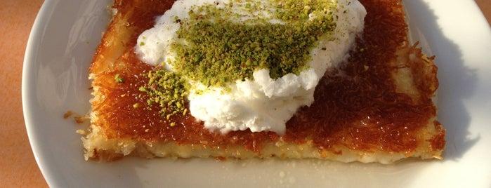 Harika Künefe is one of lezzet turu...