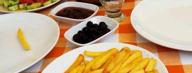 ÇAKIRBEY Kır Bahçesi Ve Kahvaltı Salonu is one of Lokman'ın Beğendiği Mekanlar.