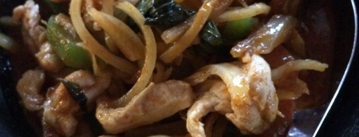 Thai Cuisine is one of Restaurants Gent.