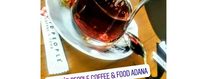 David People Coffee & Food is one of Lugares favoritos de Emine.