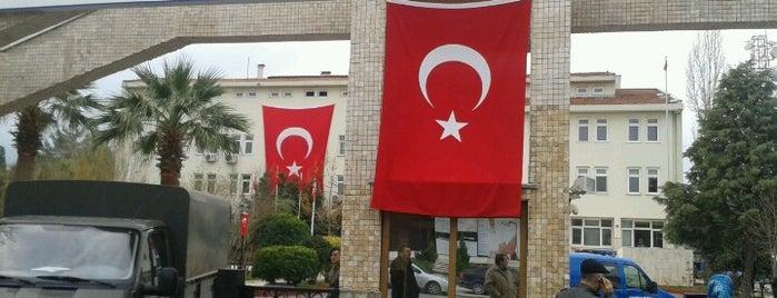 Denizli İl Jandarma Komutanlığı is one of Lugares favoritos de Fatma.