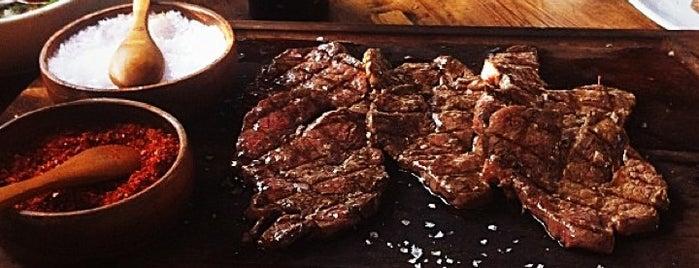 Nusr-Et Steakhouse is one of Sıra dışı yeme içme mekânları.