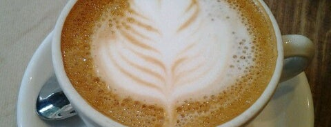 Third Rail Coffee is one of Hott Coffee.
