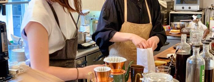 4/4 SEASONS COFFEE is one of Japan.