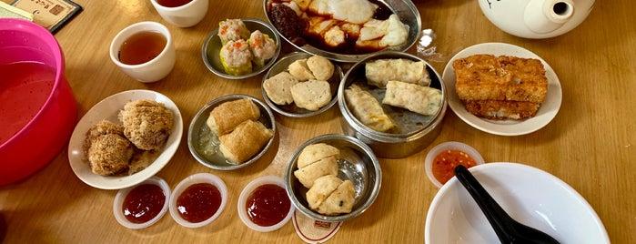 Restoran Zim Sum 点心之家 is one of Kuliner Penang.