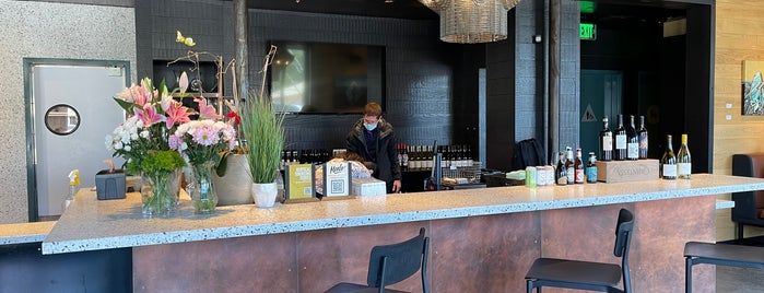 Coffeebar is one of Bay Area.