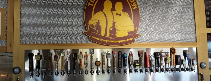 The Growler Guys is one of Oregon - The Beaver State (2/2).