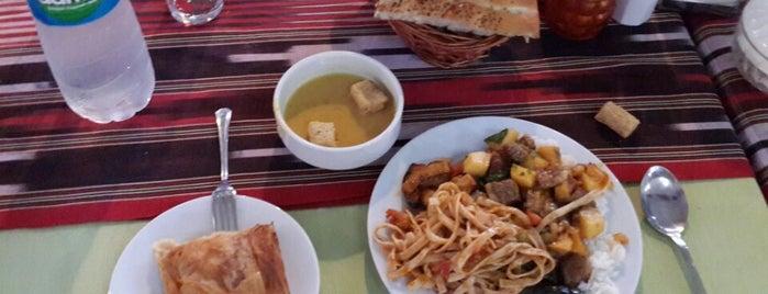 Livadi Cafe/Restaurant is one of Eser'in Kaydettiği Mekanlar.