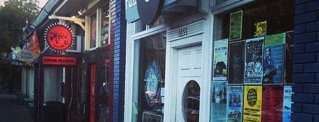 Full Moon Records is one of Atlanta.