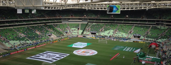Allianz Parque is one of Locais salvos de Cledson #timbetalab SDV.