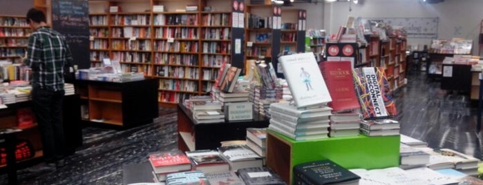 Kepler's Books is one of Bookshops - US West.