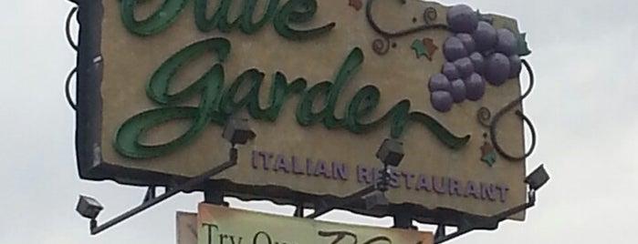 Olive Garden is one of Carina'nın Beğendiği Mekanlar.