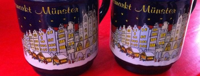 Weihnachtsdorf am Kiepenkerl is one of Münster - must visit.