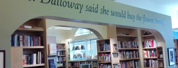 Mrs. Dalloway's Bookstore is one of Bookshops - US West.