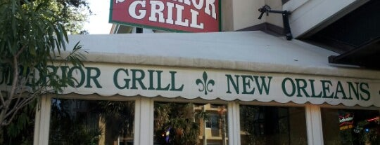 Superior Grill is one of Jamey'in Kaydettiği Mekanlar.