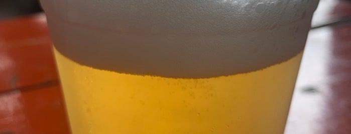 Halfway Crooks Beer is one of Atlanta.