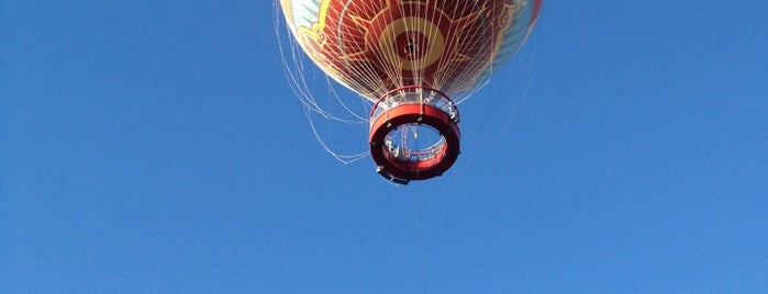 Aerophile: The World Leader in Balloon Flight is one of Disney October 2016.