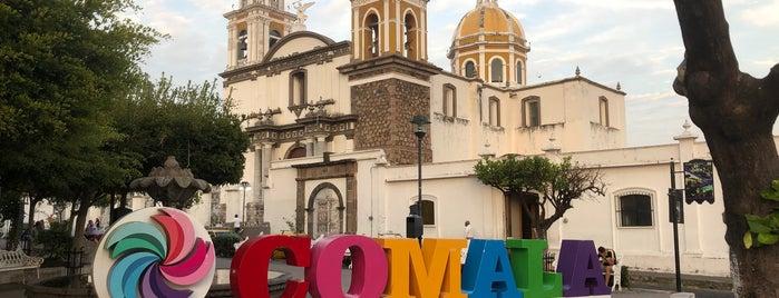 Comala is one of Orte, die Jorge gefallen.
