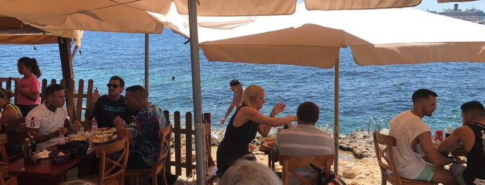The Fish Shack is one of Ibiza.