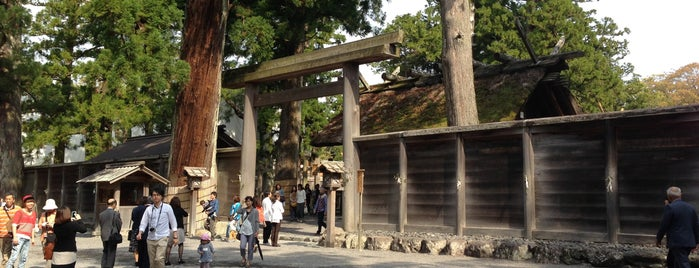 Ise Jingu Geku Shrine is one of Locais curtidos por ZN.