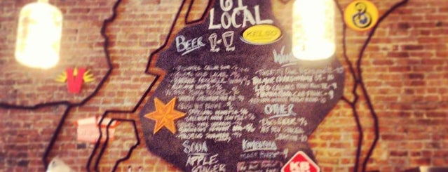 61 Local is one of When in Brooklyn....