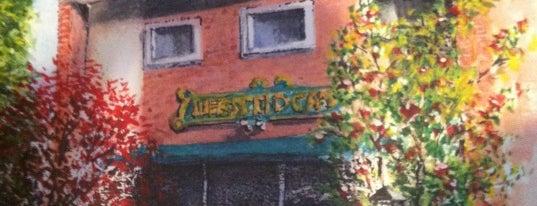 West End Cafe is one of สถานที่ที่บันทึกไว้ของ Janell.
