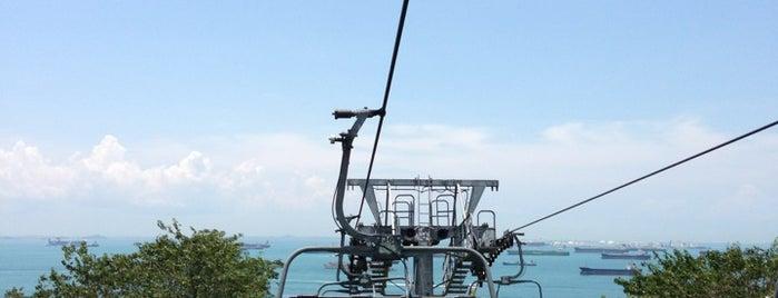 Skyline Sentosa Luge is one of Singapore.
