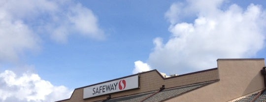 Safeway is one of 💙 Kailua Town.
