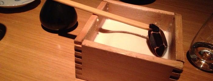 EN Japanese Brasserie is one of NYC.