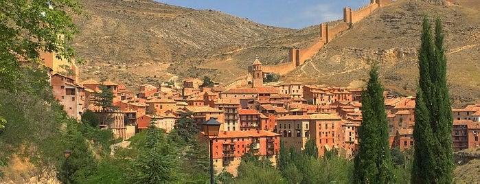 Albarracín is one of Before I Die.