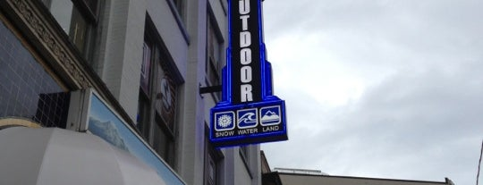 US Outdoor Store is one of Chris : понравившиеся места.