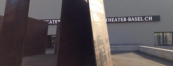 Theater Basel is one of Kristof 님이 좋아한 장소.